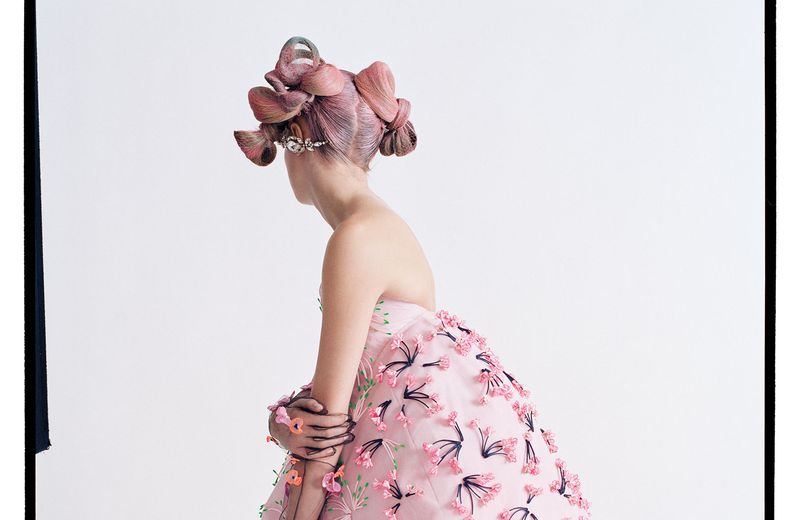 Raf Simons for Dior Haute Couture by Tim Walker