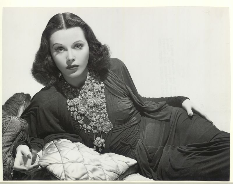 Hedy Lamarr in I take this Woman