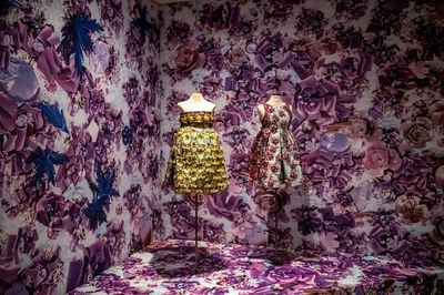 9|9 Exhibition view © Fashion Museum Hasselt