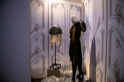 7|9 Exhibition view © Fashion Museum Hasselt