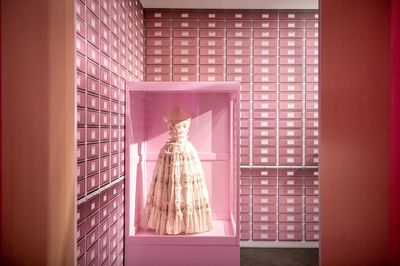 1|9 Exhibition view © Fashion Museum Hasselt