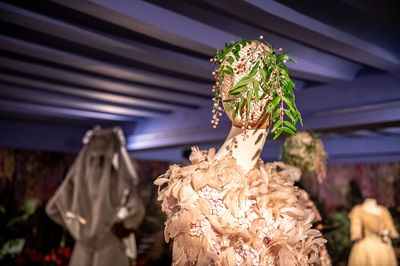 3|9 Exhibition view © Fashion Museum Hasselt