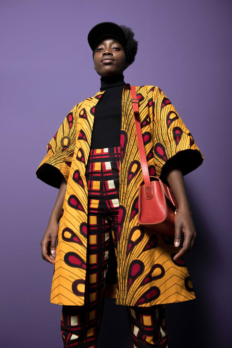 Hanimanns, a fashion agency for African designers