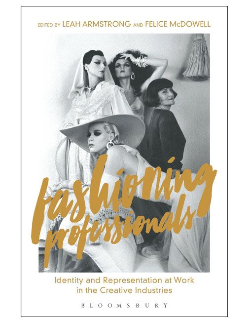 Fashioning Professionals Book